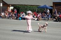 Pink Lady - 91 Jahre alt